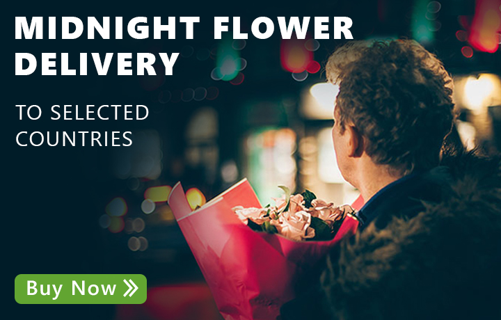 Midnight Flower Delivery