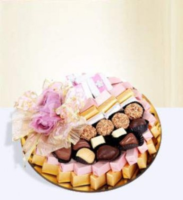 1 KgExotic Chocolate Tray